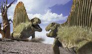 10. Dimetrodon