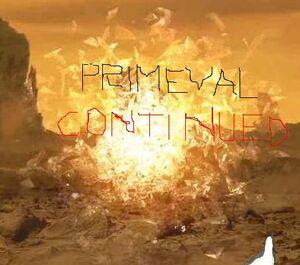 Primeval Continued Logo