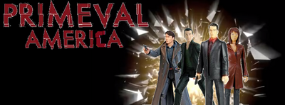 Time Line Cover for Primeval America