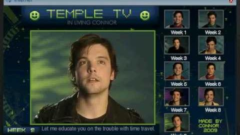 Primeval 3x09 - Temple TV Episode 9