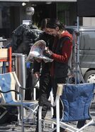 Critictoo series - Primeval On the set (21)