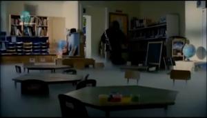 Fog Worms in School