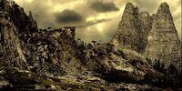 Cretaceous hills