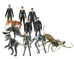 Primeval-characters