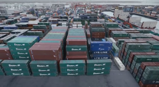 Docks-Container-Yard