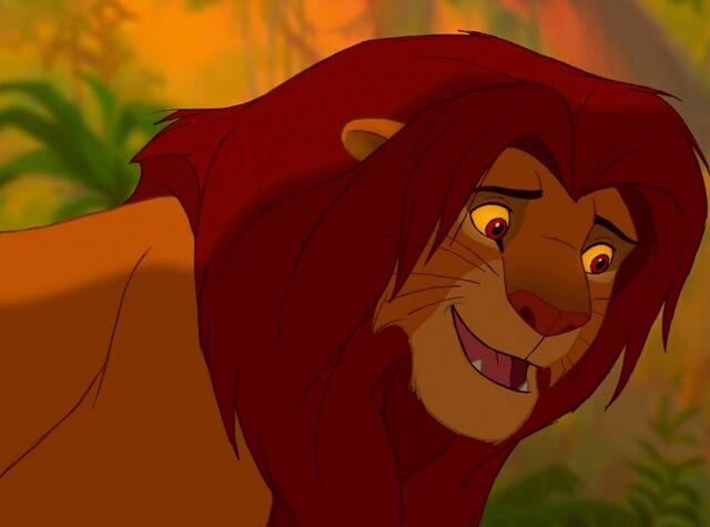 File:Simba comforts Nala.JPG