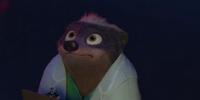 Dr. Madge Honey Badger