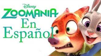 Try Everything SPANISH VERSION Lyrics Video (Disney Zootopia) EN ESPAÑOL-0