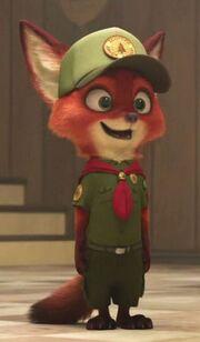 Nick before junior ranger scouts incident