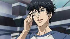 Mizuki calling oishi an egghead