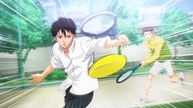 Zaizen and Koishikawa in action