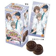 Tenipuri chocolates