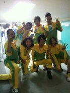 Shitenhoji (Backstage)