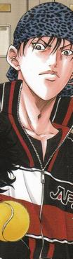 Kaido in uniform