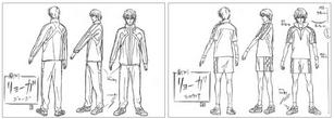 Ryoga character design new