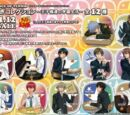 Prince of Tennis Seal Stickers