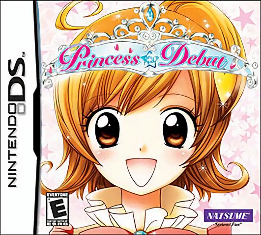 File:Princess Debut Cover.png