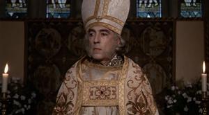 Impressive Clergyman