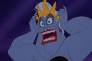 Ursula-wearing-King-Triton's-crown