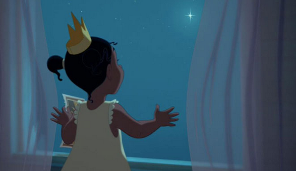 File:Tiana watching the star, Evangeline.png
