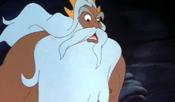 King Triton angry