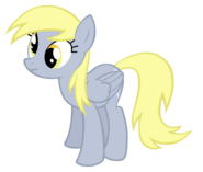 Derpy hooves by makintosh91-d4rnoom