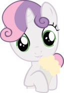 Sweetie belle by laberoon-d5m44i0