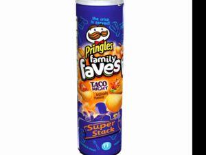 Pringles taco night