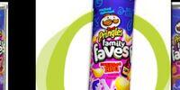 Pringles Cheddar BBQ