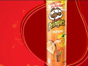 Pringles paprika