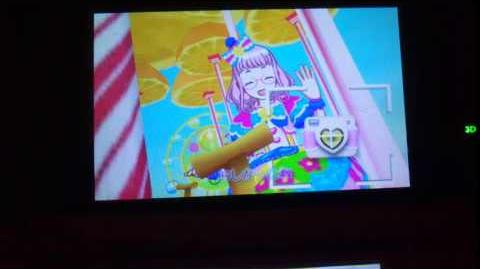 12 PriPara 3DS GrandPrix Making Drama Fresh Sweets Park Ajimi Version
