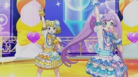 PriPara プリパラ EPISODE 87 SoLaMi♡Dressing 「Love Friend Style」