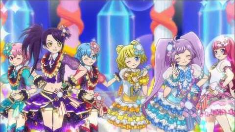 (HD) PriPara プリパラ - EPISODE 38 - SoLaMi♡Dressing - 「Love Friend Style」