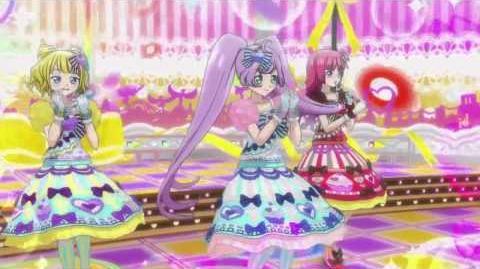 (HD) PriPara プリパラ - EPISODE 22 - SoLaMi♡SMILE - 「Happy Pa Lucky」-2