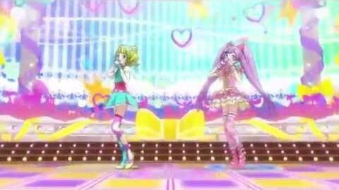 プリパラ PriPara - EPISODE 1 - Laala & Mirei - 「Make it!」