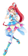 Pripara New Chara Rendered Form