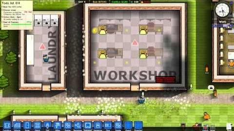 Prison Architect Alpha 9