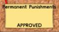 PermanentPunishment
