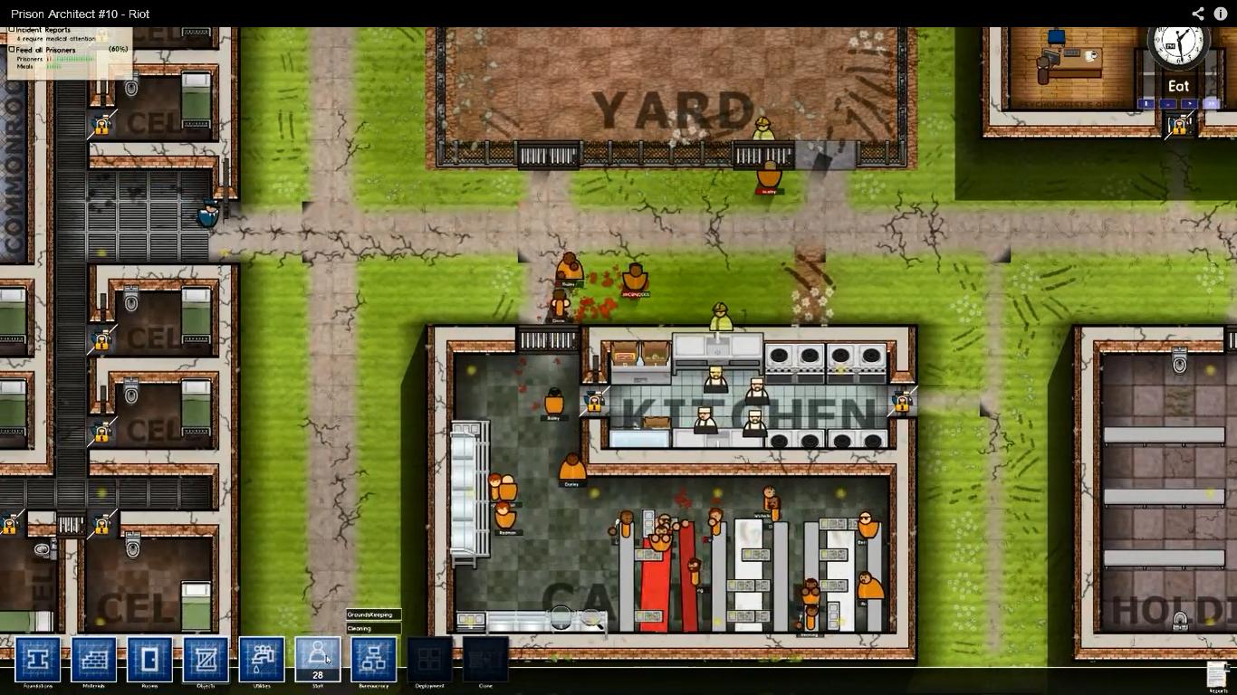Riot | Prison Architect Wiki | FANDOM powered by Wikia