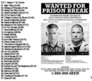 Prison Break Soundtrack Season 1 & 2