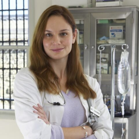 Sara Tancredi during <a href=