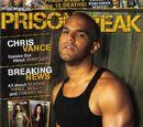 Prison Break Magazine - Issue 8