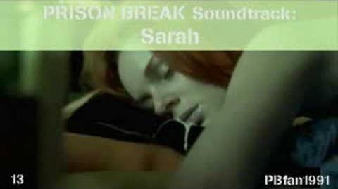 PRISON BREAK Soundtrack - 13. Sarah