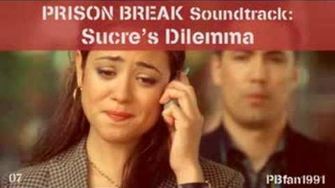 PRISON BREAK Soundtrack - 07. Sucre's Dilemma