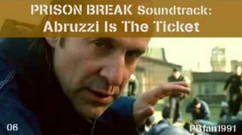 PRISON BREAK Soundtrack - 09. Abruzzi Is The Ticket