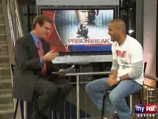 Prison Break interview 2