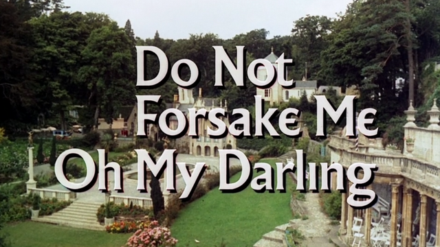 File:Do Not Forsake Me Oh My Darling (Title Card).png