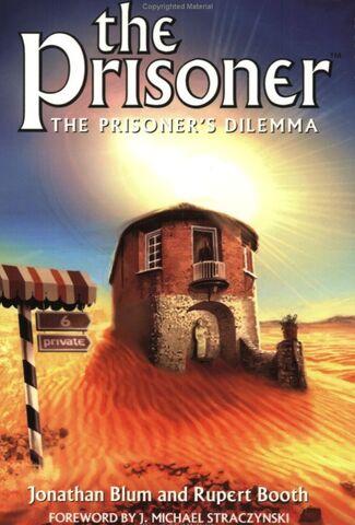 File:The Prisoner - The Prisoner's Dilemma cover.jpg