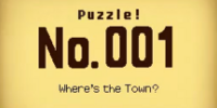 Where's the Town?