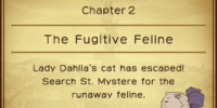 The Fugitive Feline